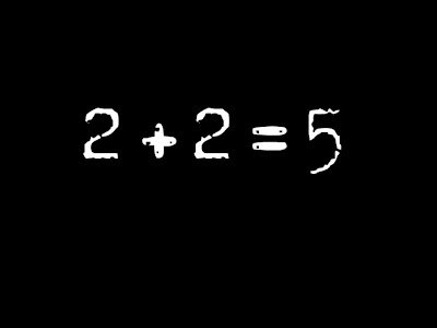 """Two & Two"" [2+2=5]"