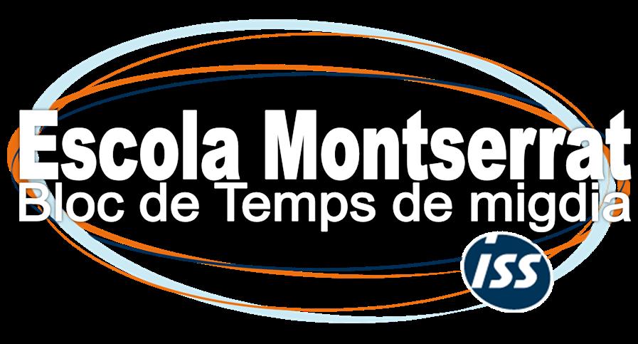 Temps de migdia a l'Escola Montserrat