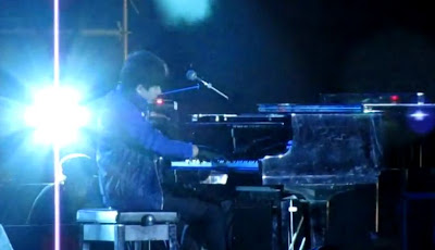 Greyson Chance performs in Taipei Taiwan April 24, 2012