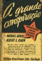 A grande conspiração - A guerra secreta contra a Rússia soviética (PT)