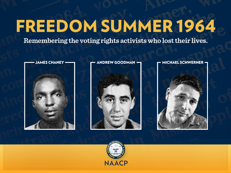 NAACP_Freedom Summer 1964