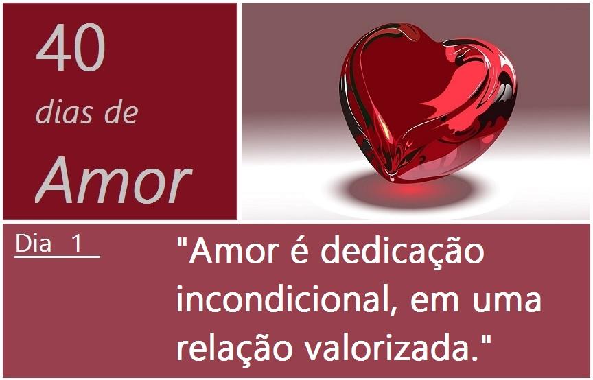 Teologando Só Amor Um Sentimento Que Valoriza Pessoas
