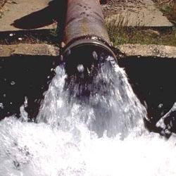 Agua en la irc - Tuberia de agua ...