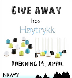 Give away hos Hytrykk