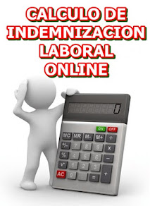 CALCULO DE INDEMNIZACIÓN