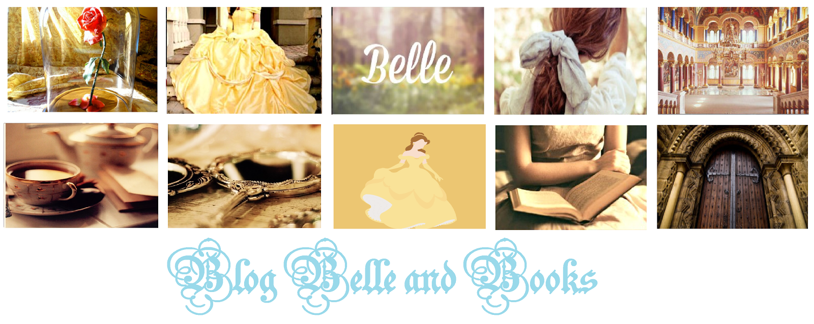 Belle and Books