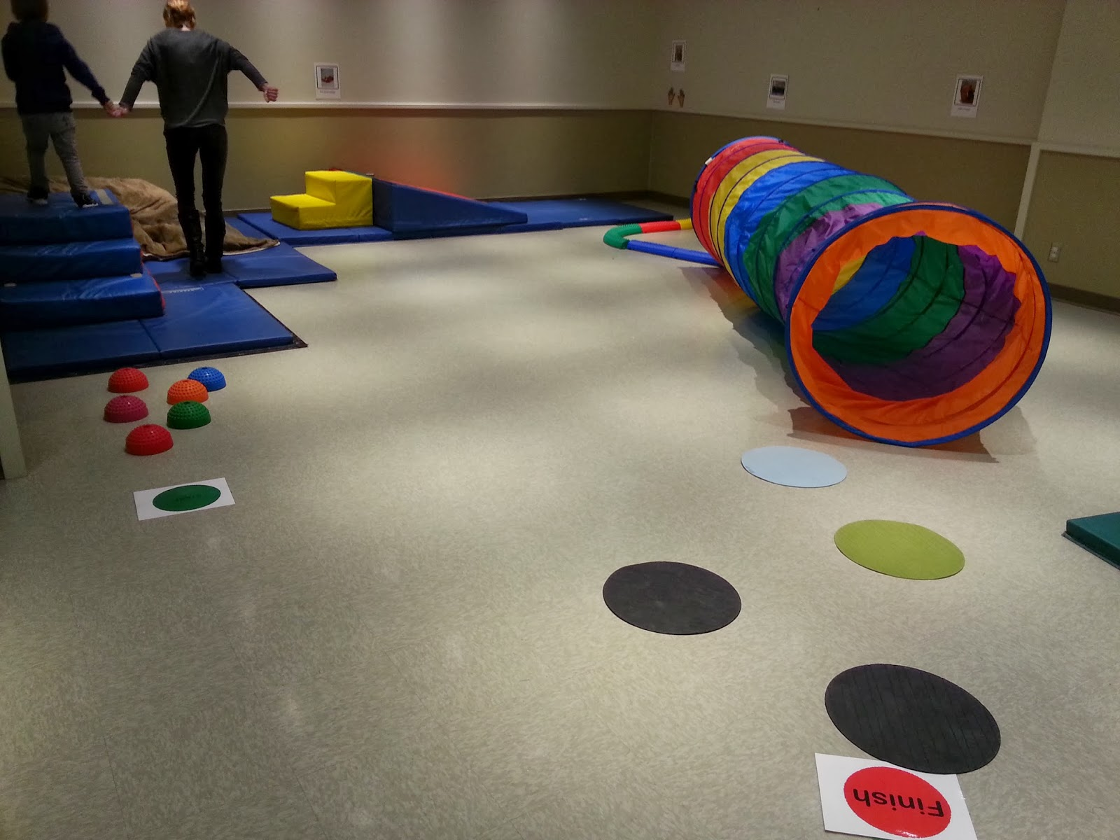 Sta Classroom November Obstacle Course