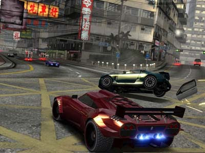 Burnout Revenge (PS2) 2005