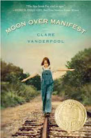 bookcover of Moon Over Manifest by Clare Vanderpool