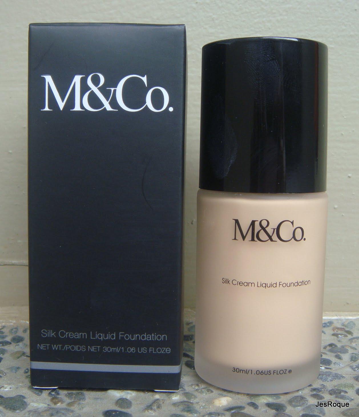 Makeuplove Beauty Fashion And Lifestyle Mco Silk Cream Liquid Make Over Foundation