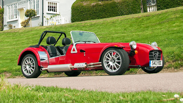 Caterham Limited Edition pack