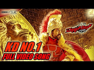 Masterpiece Kannada Movie KD No 1 Full HD Video Song