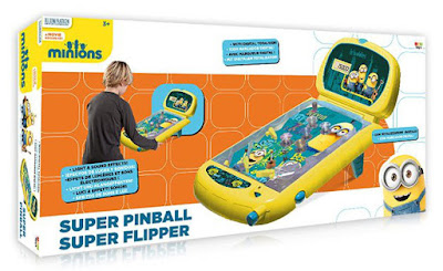 JUGUETES - MINIONS - Super Pinball  Producto Oficial de la película 2015 | IMC Toys 375062 | A partir de 3 años  Comprar en Amazon