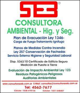 SEB -  CONSULTORA AMBIENTA - Hig. y Aeg.