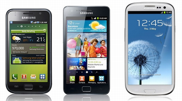 Fakta dan Data Menarik Seri Galaxy S