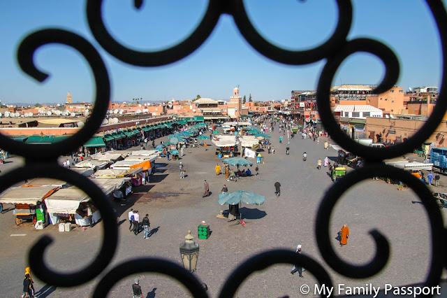 Marruecos en familia