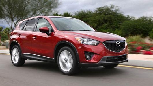 Mazda Công bố giá xe Mazda CX5 2015/2016