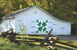 Appalachian Quilt Trail site