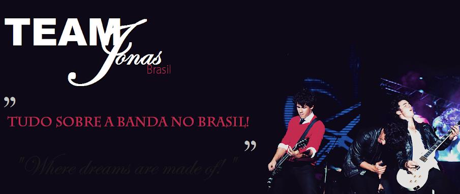 Team Jonas Brothers Brasil