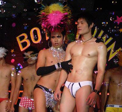 Фото тайских геев