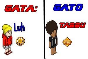 Top Gata & Gato (Muda Por Dia)