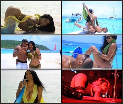 Joseline Hernandez - Shotz (2013) HD 1080p Music Video Free Download