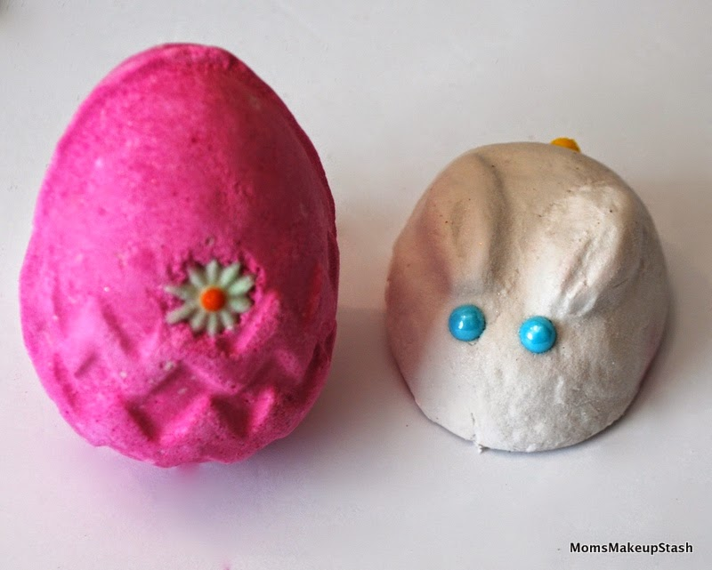 LUSH Fluffy Egg Bath Bomb, LUSH Bunny Bubble Bar, LUSH Easter, LUSH Easter Collection, Easter 2014, LUSH Review, Golden EGG, LUSH Collection