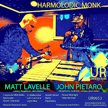 HARMOLODIC MONK (Unseen Rain Records, 2014)