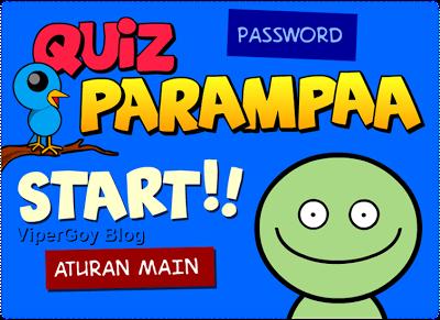 Kunci Jawaban Quiz Parampaa 1 ViperGoy