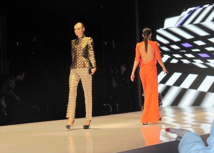 בלוג אופנה Vered'Style שבוע האופנה גינדי תל אביב - רזיאלה גרשון