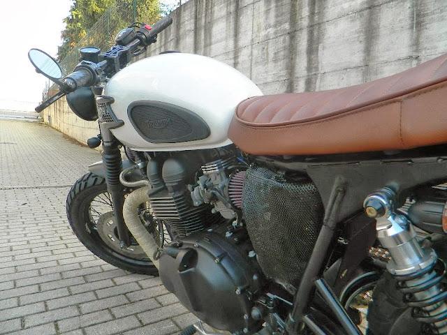 racing caf u00e8 triumph  u0026quot gilda u0026quot  by magnoni moto