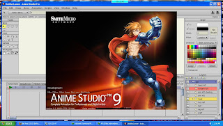 Screenshoot Anime Studio Pro 9.2 Full Serial Number