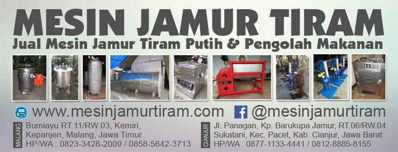JUAL MESIN JAMUR TIRAM PUTIH & PENGOLAH MAKANAN