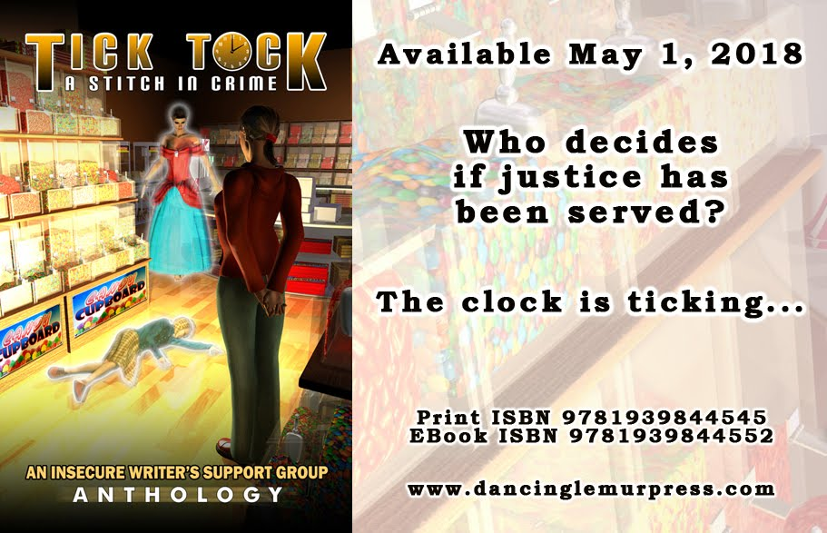 Tick Tock: A Stitch In Crime