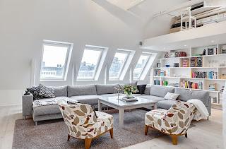Interior Design For Attic Apartments