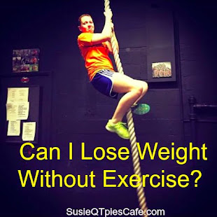 Can I Lose Weight Without Exercise?