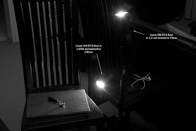 Lighting setup - Measure