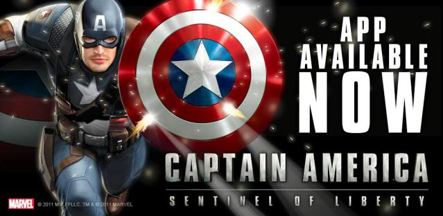 Captain America : Sentinel of Liberty Android Games