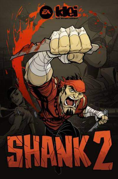 Shank 2 PC Full ISO Reloaded Descargar 2012