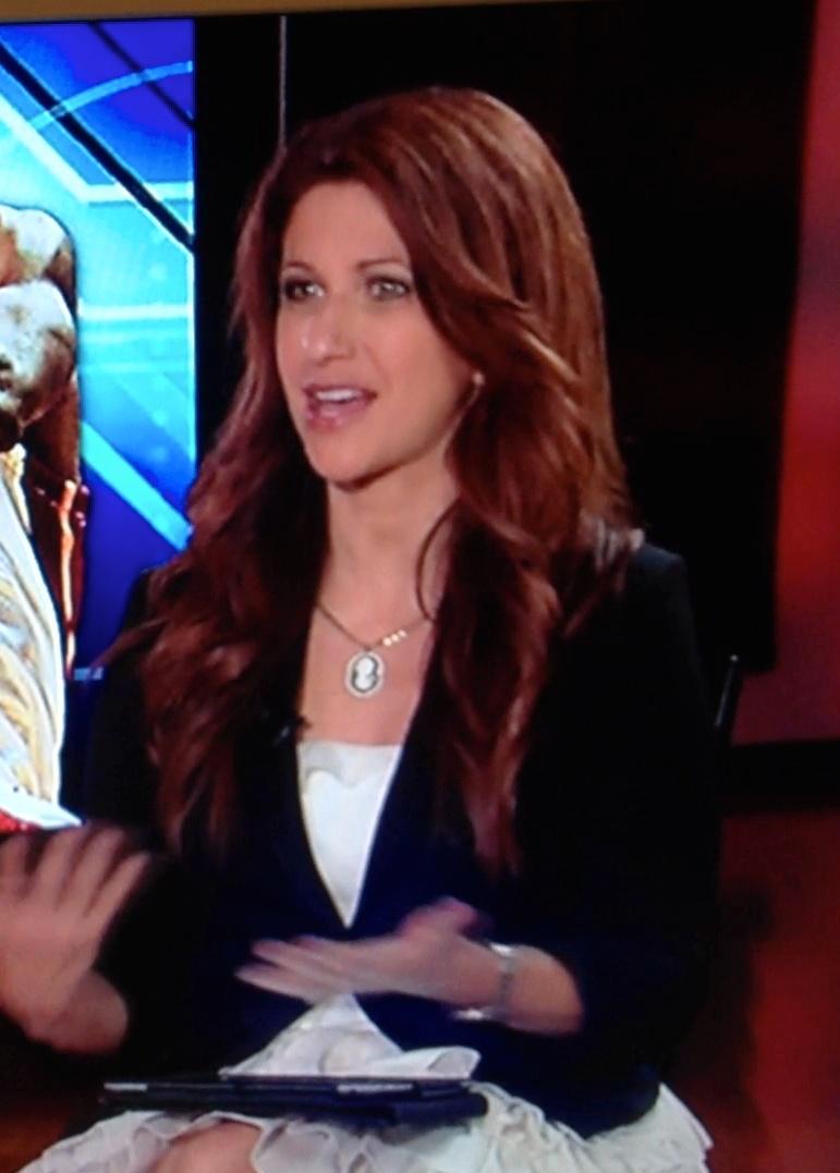 Rachel Nichols ESPN Photos: Rachel Nichols of ESPN hosts an NBA Roundtable