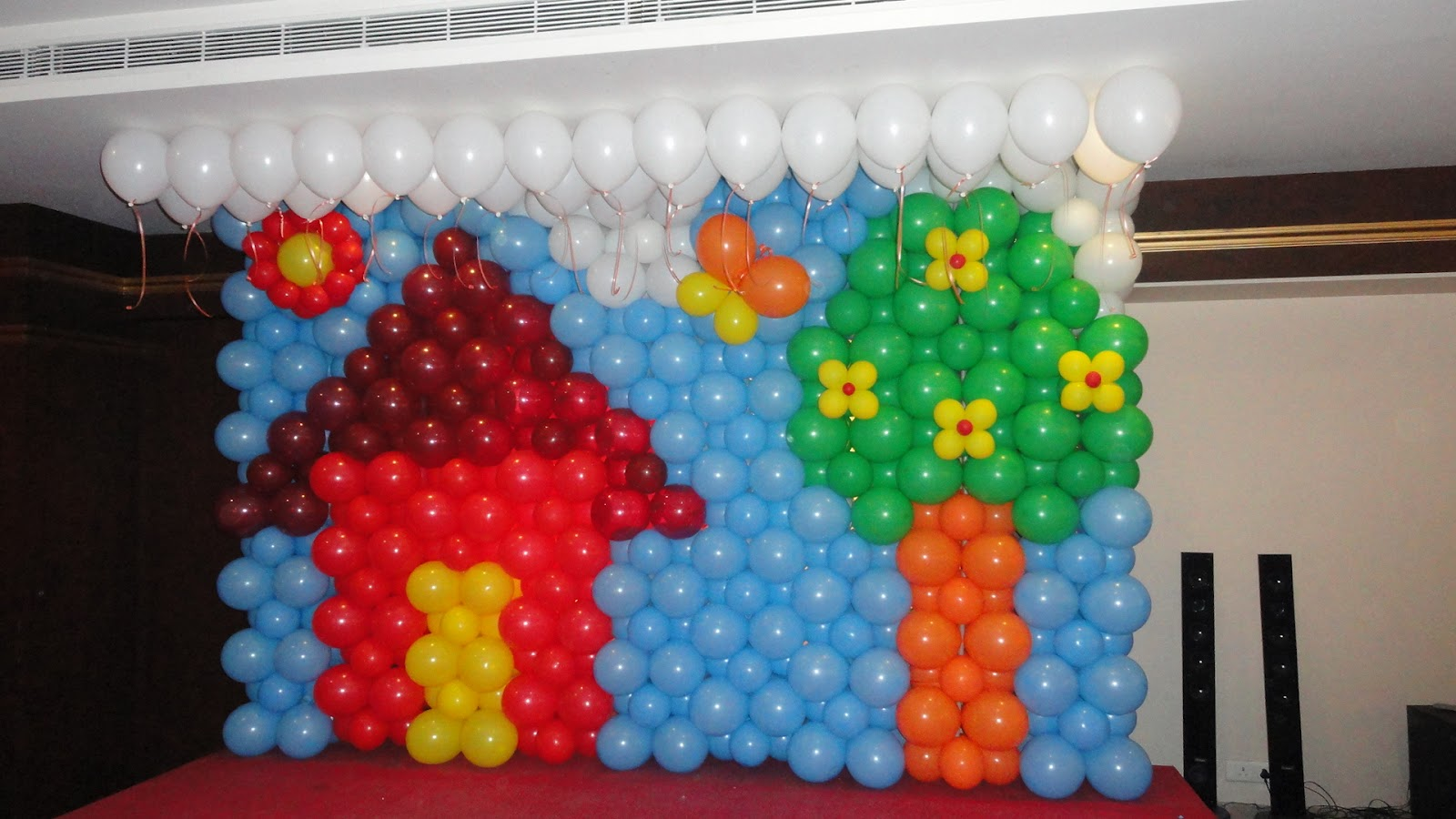 Rk balloon decorations for Ballons decoration