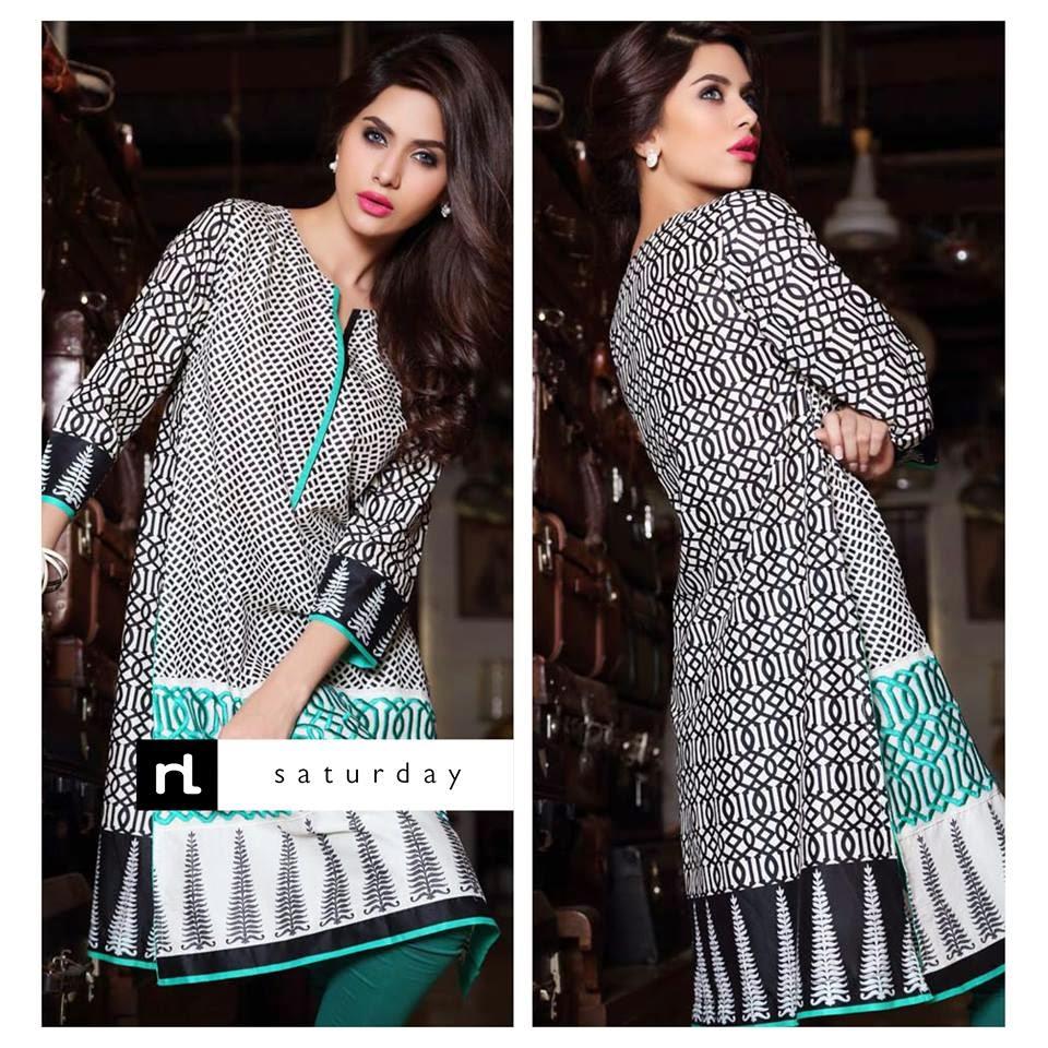 Nisha Fabrics Women Summer Dresses 2015