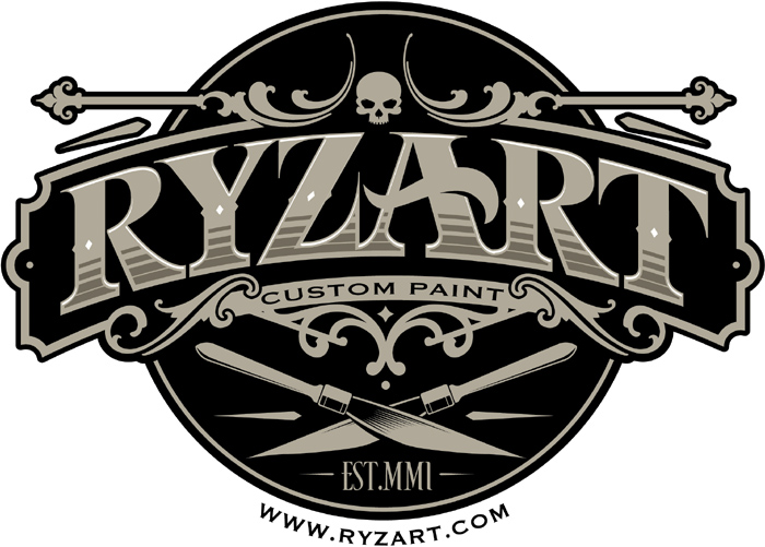 Ryzart Custom Paint