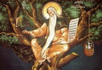 † 26 Ιουνίου Όσιος Δαβίδ από την Θεσσαλονίκη (5ος - 6ος αιών) Αφιέρωμα