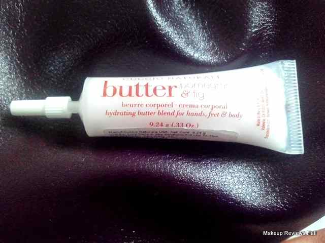 Cuccio Naturale Butter Blend Pomegranate & Fig Cream
