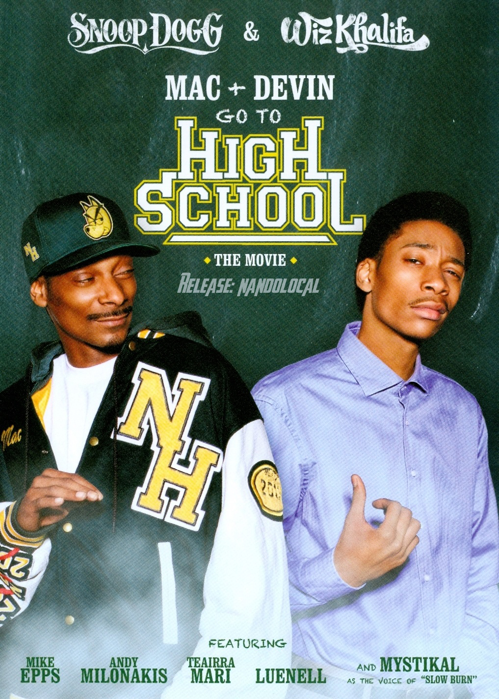 Mac & Devin Go to High School Legendado