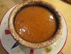Sweet Potato and Tomato Soup