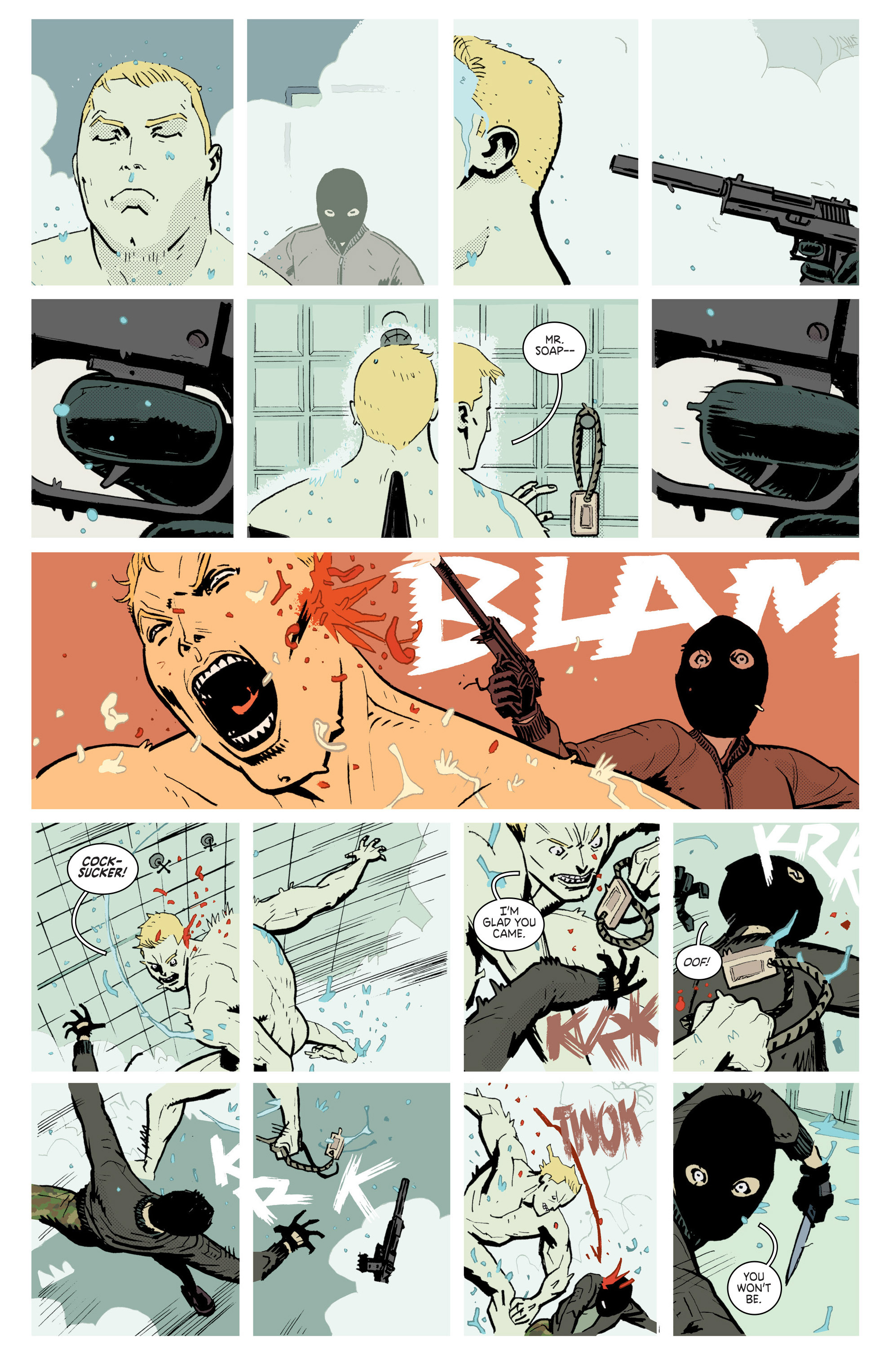 Read online Deadly Class comic -  Issue # _TPB 3 - 104