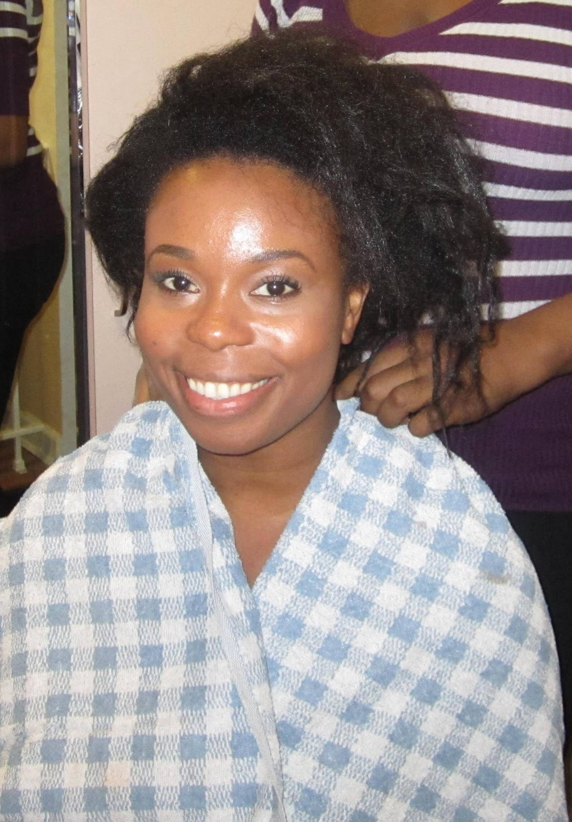 The Kinky Chronicle Another Natural Beauty Nikkis Big Chop