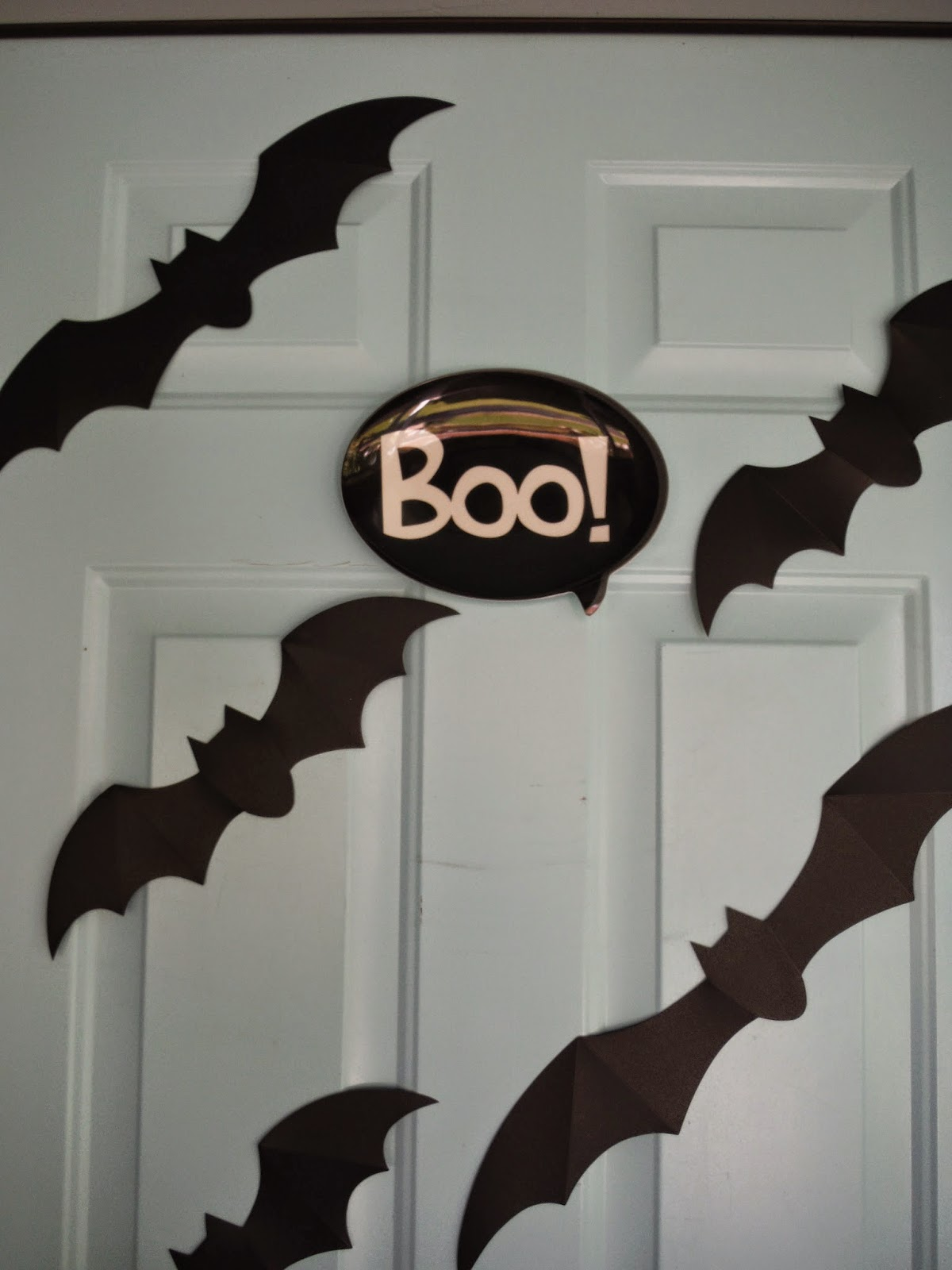 Makin Projiks Boo The Front Door This Year Halloween Edition